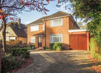 Thumbnail 4 bed detached house for sale in Sutton Avenue, Langley, Slough