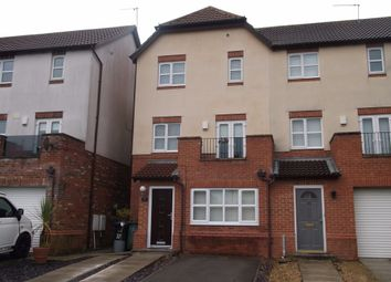 Thumbnail 5 bed town house for sale in Stapylton Drive, Peterlee