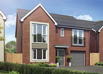 Thumbnail 4 bed detached house for sale in Plot 69 Weogoran Park, Whittington Road, Worcester