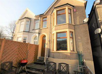 Thumbnail 3 bed semi-detached house for sale in Delfryn, Ynyshir Road, Porth