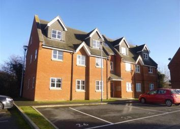 Thumbnail 1 bed flat for sale in Wooton Court, New Bradwell, Milton Keynes