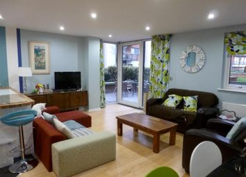 Thumbnail 2 bedroom flat to rent in Sirocco, 33 Channel Way, Southampton