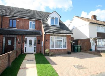 Thumbnail 3 bed semi-detached house for sale in St Marys Avenue, Stanwell, Staines-Upon-Thames, Surrey
