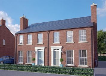 Thumbnail 4 bed semi-detached house for sale in The Iris, The Hillocks, Londonderry