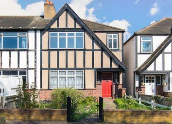 Thumbnail 3 bed terraced house for sale in Burstow Road, London