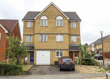 Thumbnail 3 bed semi-detached house to rent in 81 Blanchland Circle, Monkston, Milton Keynes, Bucks