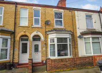3 bed terraced house for sale in Newcomen Street, Hull HU9