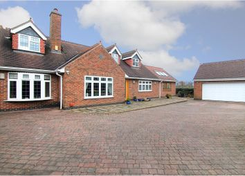 Thumbnail 4 bed detached house for sale in Cotgrave Lane, Tollerton