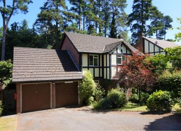 Thumbnail 4 bed detached house for sale in West View Road, Headley Down