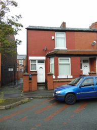 Thumbnail 4 bedroom end terrace house for sale in Harley Street, Openshaw, Manchester