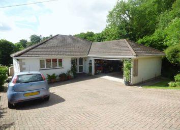4 bed detached bungalow for sale in Bolt House Close, Tavistock PL19
