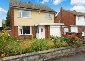 Thumbnail 3 bed detached house for sale in Milldale Crescent, Fordhouses, Wolverhampton