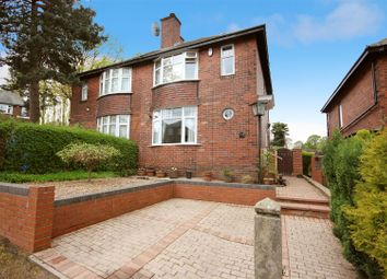 Thumbnail 3 bedroom semi-detached house for sale in Hollythorpe Rise, Sheffield