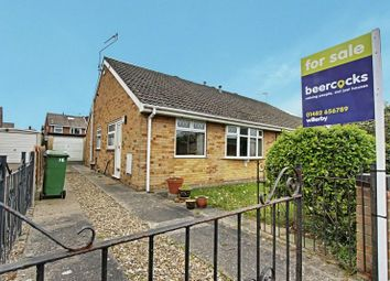 Thumbnail 2 bedroom semi-detached bungalow for sale in Moor Green, Hull