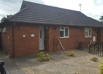 Thumbnail 1 bed semi-detached bungalow to rent in Goose Green, Sutton Bridge, Spalding