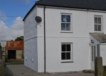 Thumbnail 3 bed property to rent in Penstruthal, Redruth