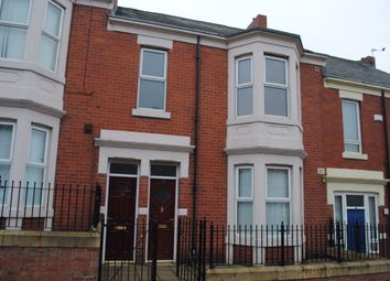 Thumbnail 3 bed flat to rent in Parmontley Street, Newcastle Upon Tyne, Tyne And Wear