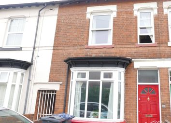 Thumbnail 2 bed terraced house for sale in Springfield Road, Moseley