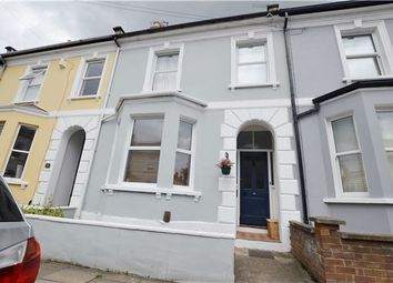 Thumbnail 4 bed terraced house for sale in Leighton Road, Cheltenham, Gloucestershire