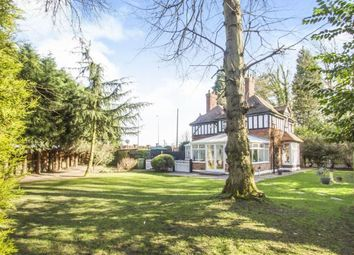 Thumbnail 3 bed detached house for sale in Weddington Lane, Caldecote, Nuneaton, Warwickshire