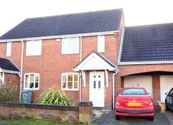 Thumbnail 3 bed terraced house for sale in Wheatsheaf Lane, Long Bennington, Newark
