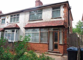 Thumbnail 3 bedroom semi-detached house for sale in Tyburn Road, Erdington, Birmingham