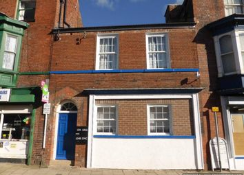 Thumbnail 1 bed flat to rent in Church Street, Gainsborough