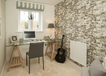 """Thumbnail 4 bed detached house for sale in """"Alnwick"""" at Fen Street, Brooklands, Milton Keynes"""
