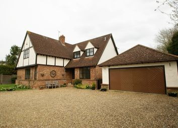Thumbnail Detached house for sale in Lower Road, Little Hallingbury, Bishop's Stortford