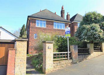 3 bed detached house for sale in Carisbrooke Avenue, Mapperley Park, Nottingham NG3