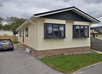 Thumbnail 2 bedroom property for sale in Woodlands Park, Stopples Lane, Hordle, Lymington