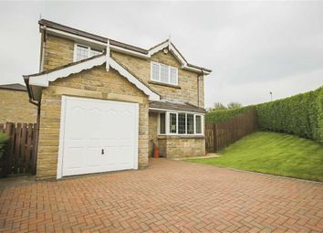 Thumbnail 4 bed detached house for sale in Acrefield Drive, Rawtenstall, Rossendale