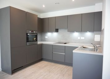 Thumbnail 2 bedroom flat to rent in Upton Gardens, Green Street, London