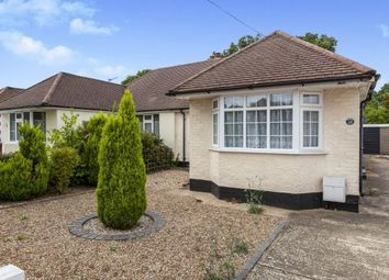 Thumbnail 2 bed bungalow for sale in Row Town, Addlestone, Surrey
