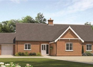 Thumbnail 3 bedroom detached bungalow for sale in Fakenham Road, Wells-Next-The-Sea