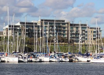 Thumbnail 2 bed flat for sale in Queen Anne's Quay, Plymouth