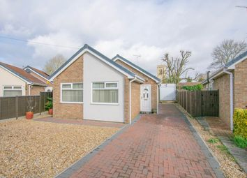 Thumbnail 3 bed bungalow for sale in Park Drive, Market Deeping, Peterborough