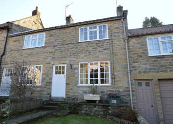 Thumbnail 2 bed terraced house for sale in Front Street, Lastingham, York