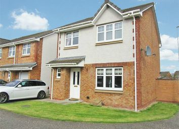 Thumbnail 3 bed detached house for sale in Petrie Way, Arbroath, Angus