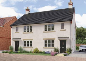 "Thumbnail 3 bedroom semi-detached house for sale in ""Pushkin"" at Anstey Road, Alton"