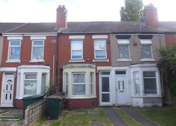 Thumbnail 2 bedroom terraced house for sale in Astley Avenue, Foleshill, Coventry, West