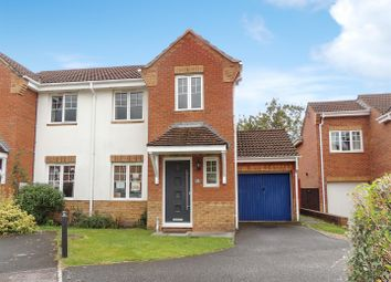 Thumbnail 3 bed semi-detached house for sale in Cave Grove, Emersons Green, Bristol