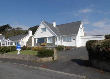 Thumbnail 3 bed bungalow for sale in Upper Morannedd, Criccieth, Gwynedd
