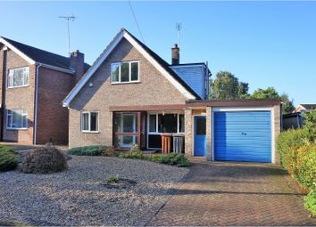 Thumbnail 3 bed detached house for sale in Skellingthorpe Road, Lincoln