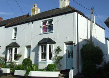 Thumbnail 3 bed end terrace house for sale in Olga Terrace, Longmeadow Road, Exmouth, Devon
