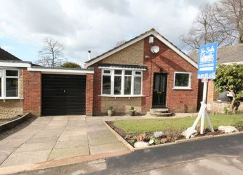 Thumbnail 2 bed detached bungalow for sale in Delamere Grove, Newcastle-Under-Lyme