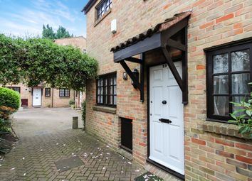 Thumbnail 3 bed mews house for sale in The Farthings, Kingston Upon Thames