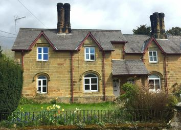 Thumbnail 2 bed cottage to rent in Upsall, Thirsk