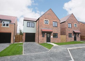 Thumbnail 3 bed detached house for sale in Hastings Drive, Earsdon View, Shiremoor
