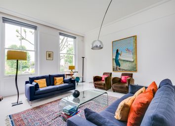 Thumbnail 3 bed flat for sale in Randolph Crescent, Little Venice, London